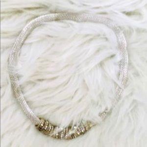 Jewelry - Silver Statement Necklace Choker